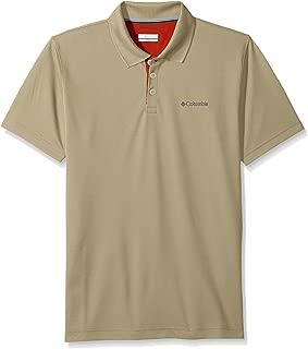 Men's Utilizer Polo Shirt, british tan, Small
