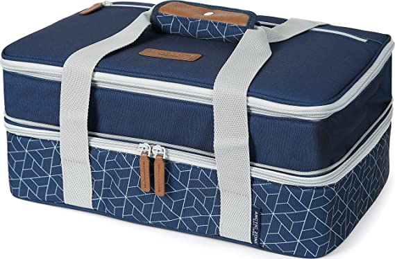 Arctic Zone Expandable Insulated Food Carrier