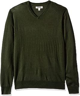 Amazon Brand - Goodthreads Men's Merino Wool V-Neck Sweater