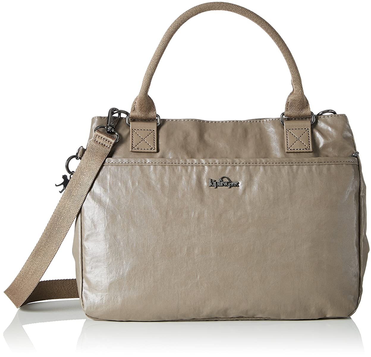 メンバー憂慮すべき放棄(Brown (Lacquer Sand)) - Kipling Womens Caralisa Bp Shoulder Bag