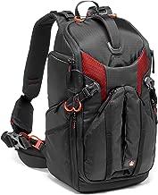 Manfrotto MB PL-3N1-26 Professional Pro Light Camera Backpack 3N1-26 for DSLR/CSC/C100, Black (MB PL-3N1-26)