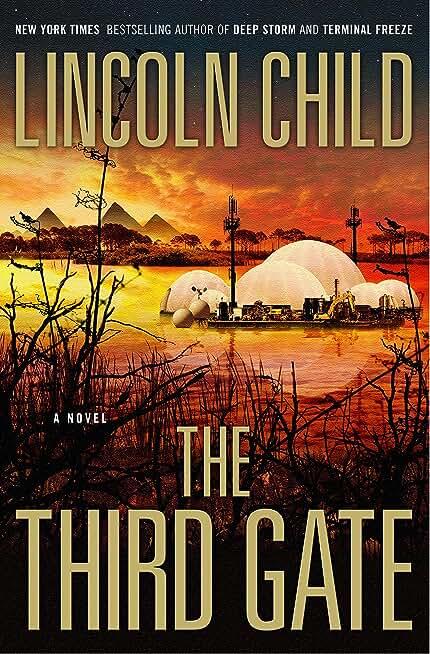 The Third Gate: A Novel (Jeremy Logan Series Book 3) (English Edition)