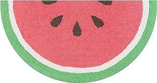 Novogratz by Momeni CUCINCNA-3RED1630 Cucina Collection Kitchen Mat, Area Rug, 1'6