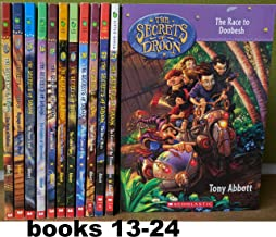 The Secrets of Droon series Set: Books 13-24