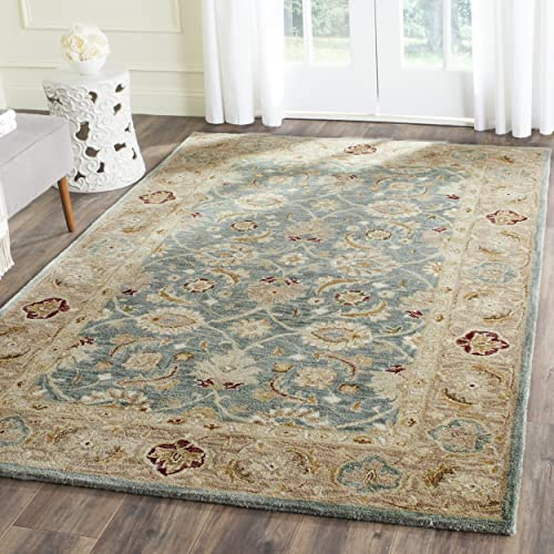 Oriental Rugs 6x9 Safavieh Wool Amazon Com