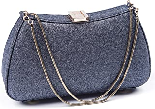 TOIHSUAN Women's Elegant Sparkly Evening Clutches Bags for Cocktail Prom Party