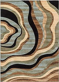 Best rug brown green Reviews