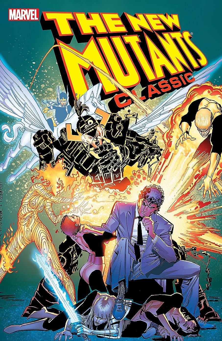 尽きる接続されたタイピストNew Mutants Classic Vol. 5 (New Mutants (1983-1991)) (English Edition)
