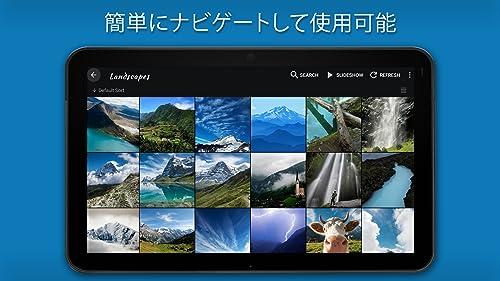 『pixFolio - Google フォトの写真とスライドショー』の9枚目の画像