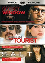 Secret Window / The Tourist / Salt (Triple Feature)
