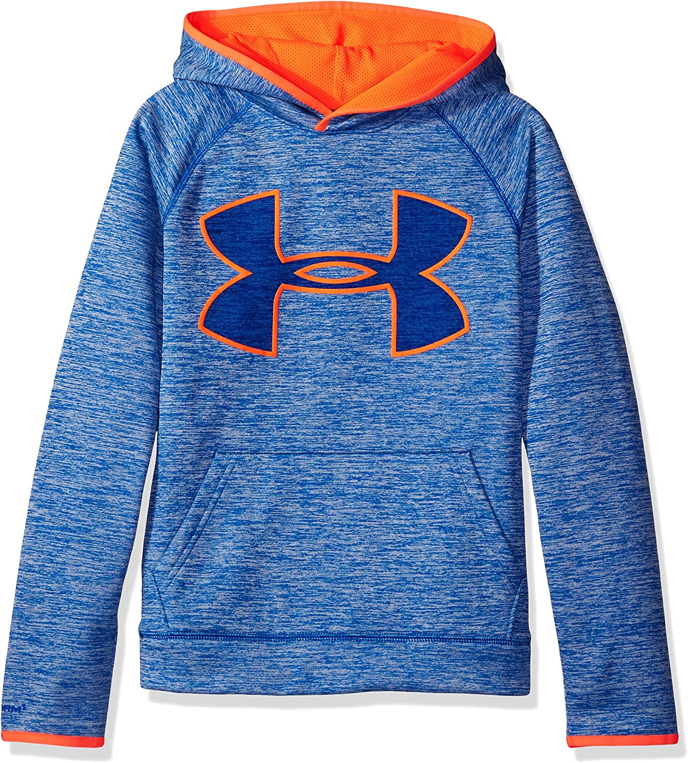 Brown Under Armour Youth Solid Antler STORM Hoodie 1241052-241