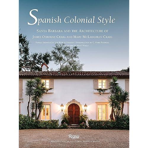 Spanish Colonial Architecture Amazon Com