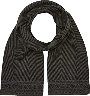 Dale of Norway Harald Scarf Black One Size