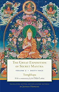 The Great Exposition of Secret Mantra, Volume Two: Deity Yoga