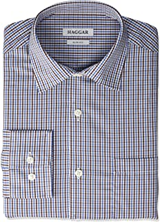 Haggar Men's Button Up