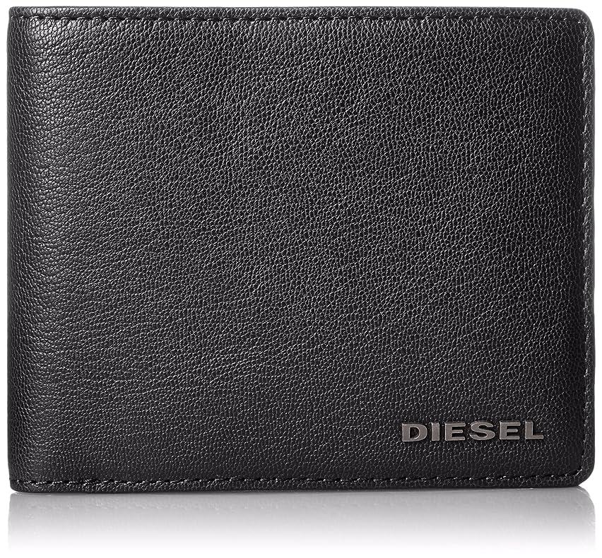 起きるものケイ素(ディーゼル) DIESEL メンズ 財布 二つ折り コイン収納なし X03923PR271