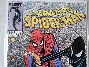 The Amazing Spider-Man #258