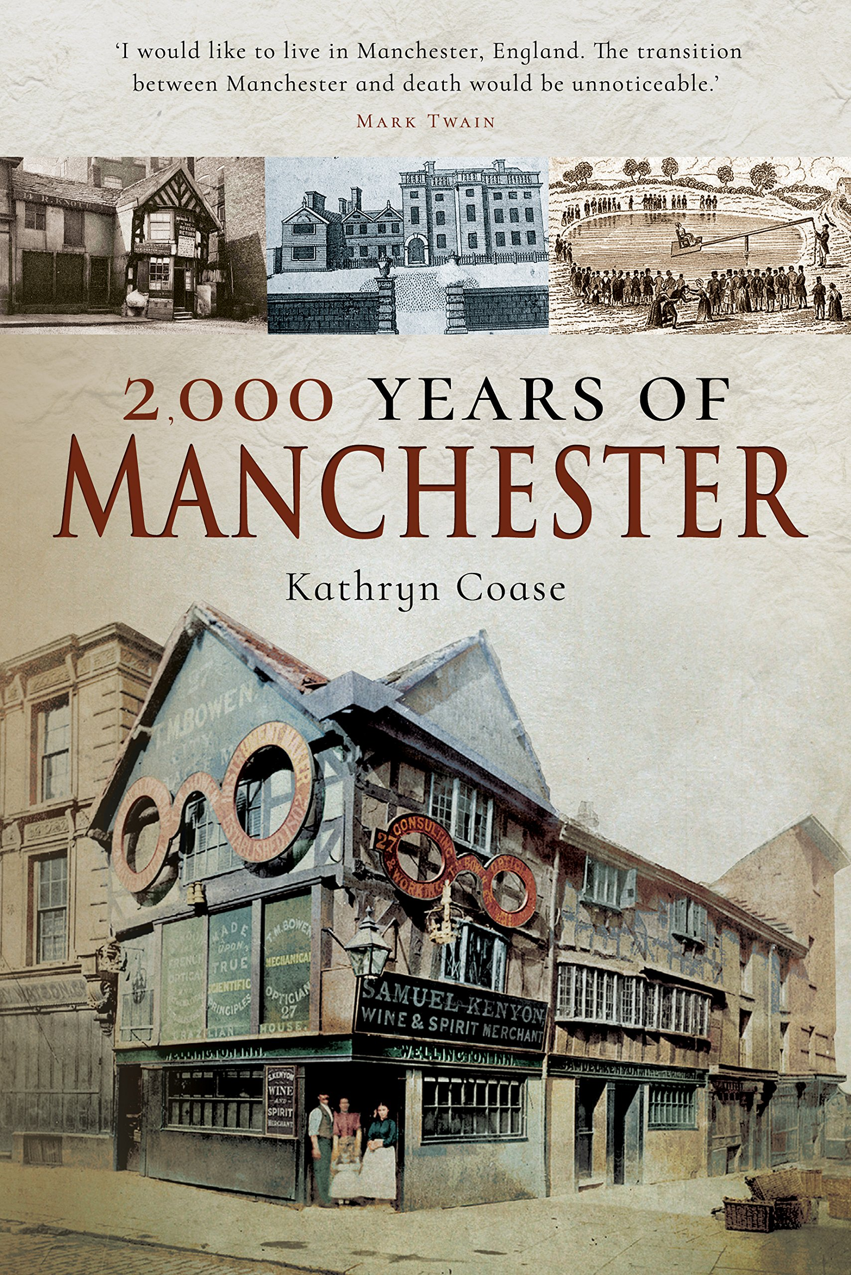 2000 Years Of Manchester