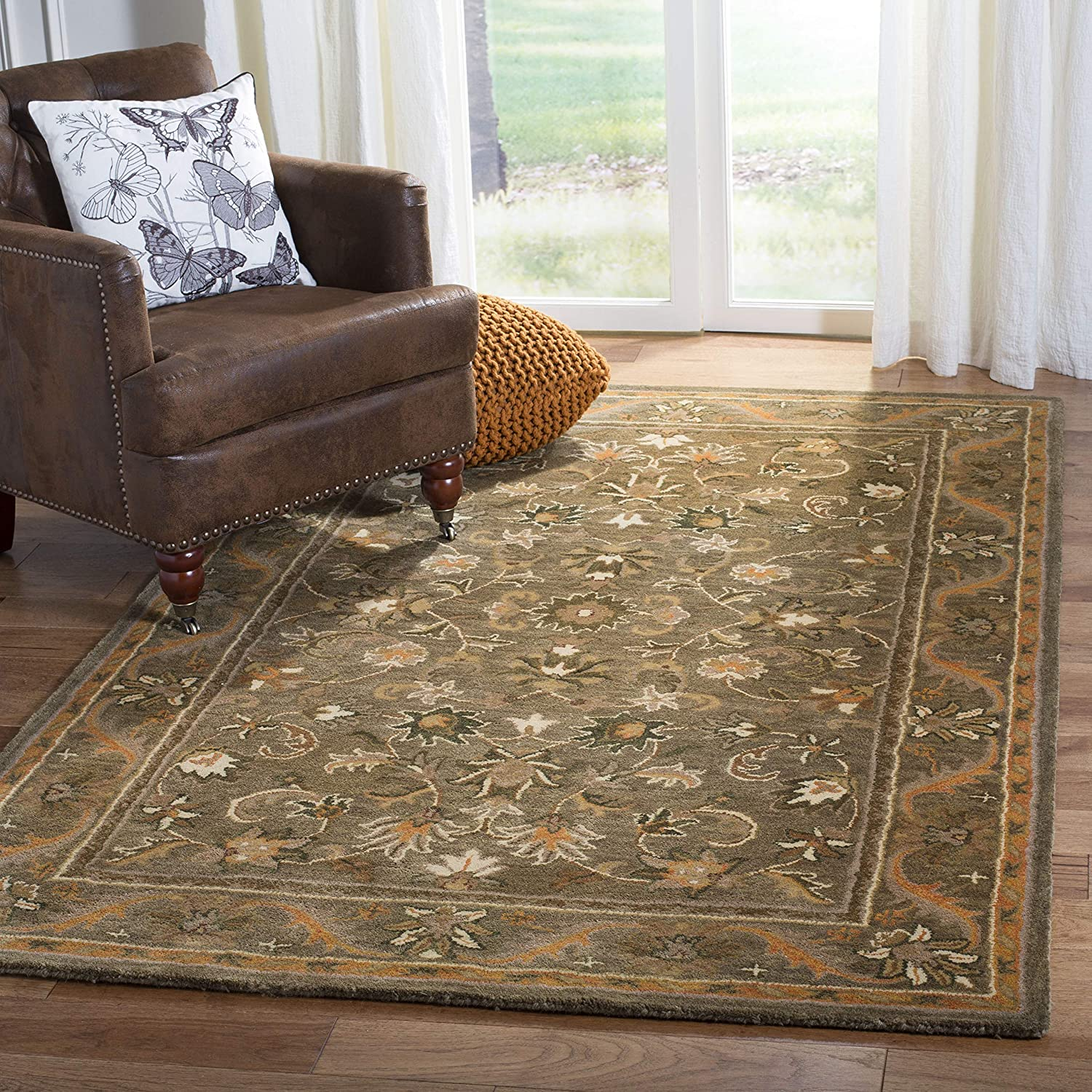 Safavieh Antiquity Collection AT52A Traditional Limited time for free shipping Orienta Max 54% OFF Handmade
