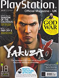 Playstation Magazine March 2018
