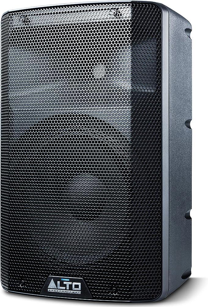 Cassa attiva da 300 watt alto professional tx210  limiter analogico integrato