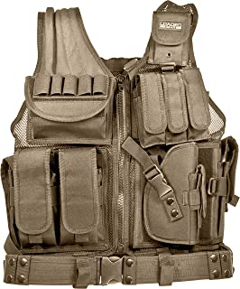 BARSKA Loaded Gear VX-200 Right Hand Tactical Vest
