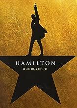 HAMILTON An American Musical Official Souvenir Program for the Original Broadway Production