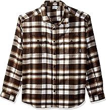 Columbia Herren Deschutes River Heavyweight Flannel Button Down Hemd