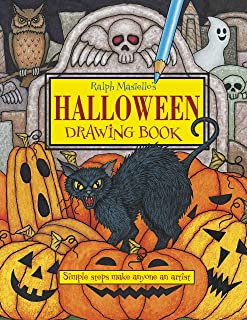 Ralph Masiello's Halloween Drawing Book