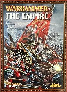 Games Workshop Empire Army Book Warhammer Fantasy