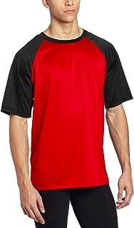 Men's Short Sleeve UPF 50+ Swim Shirt (Regular & Extended...