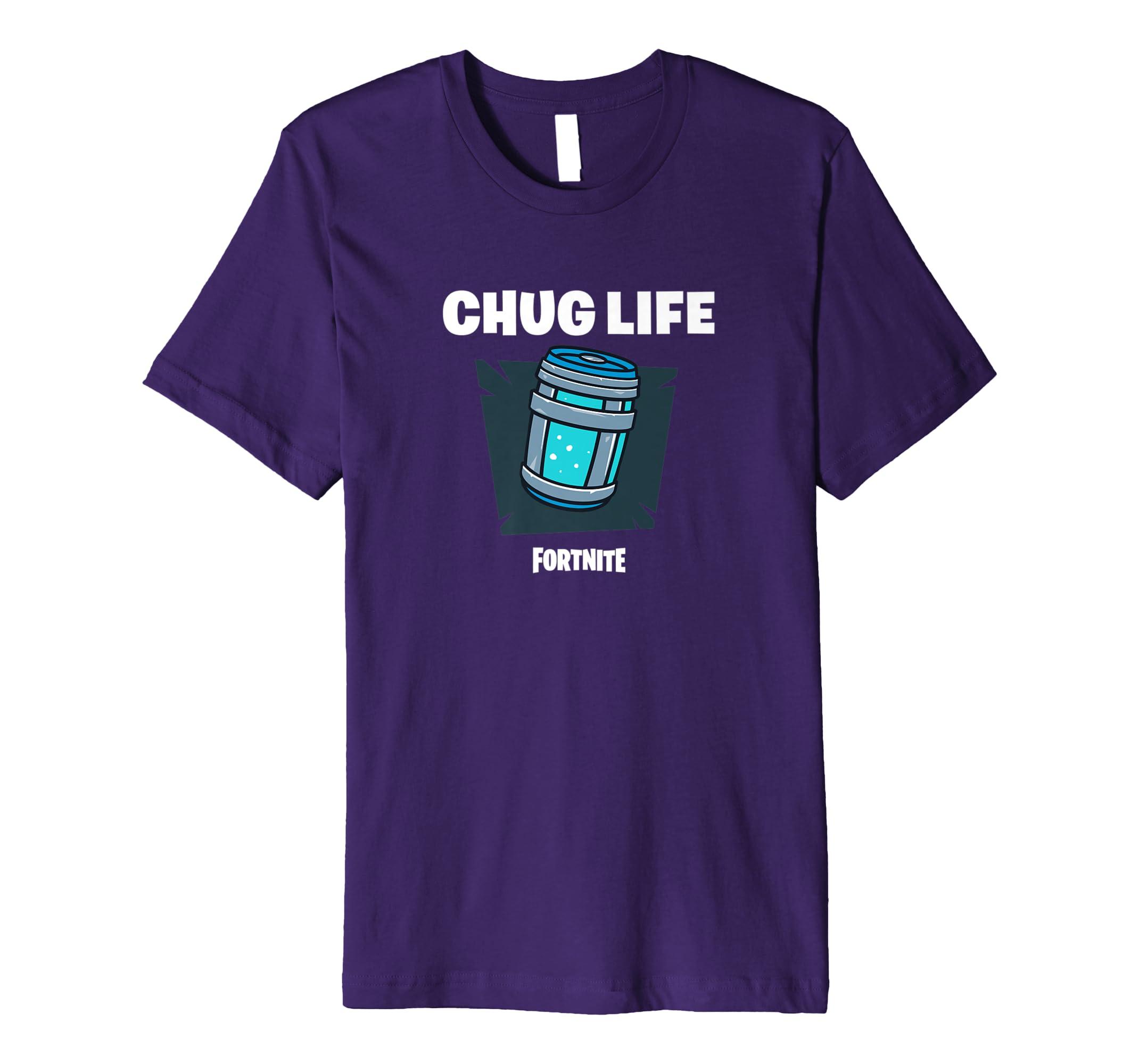 Fortnite Chug Life T-Shirt-alottee gift