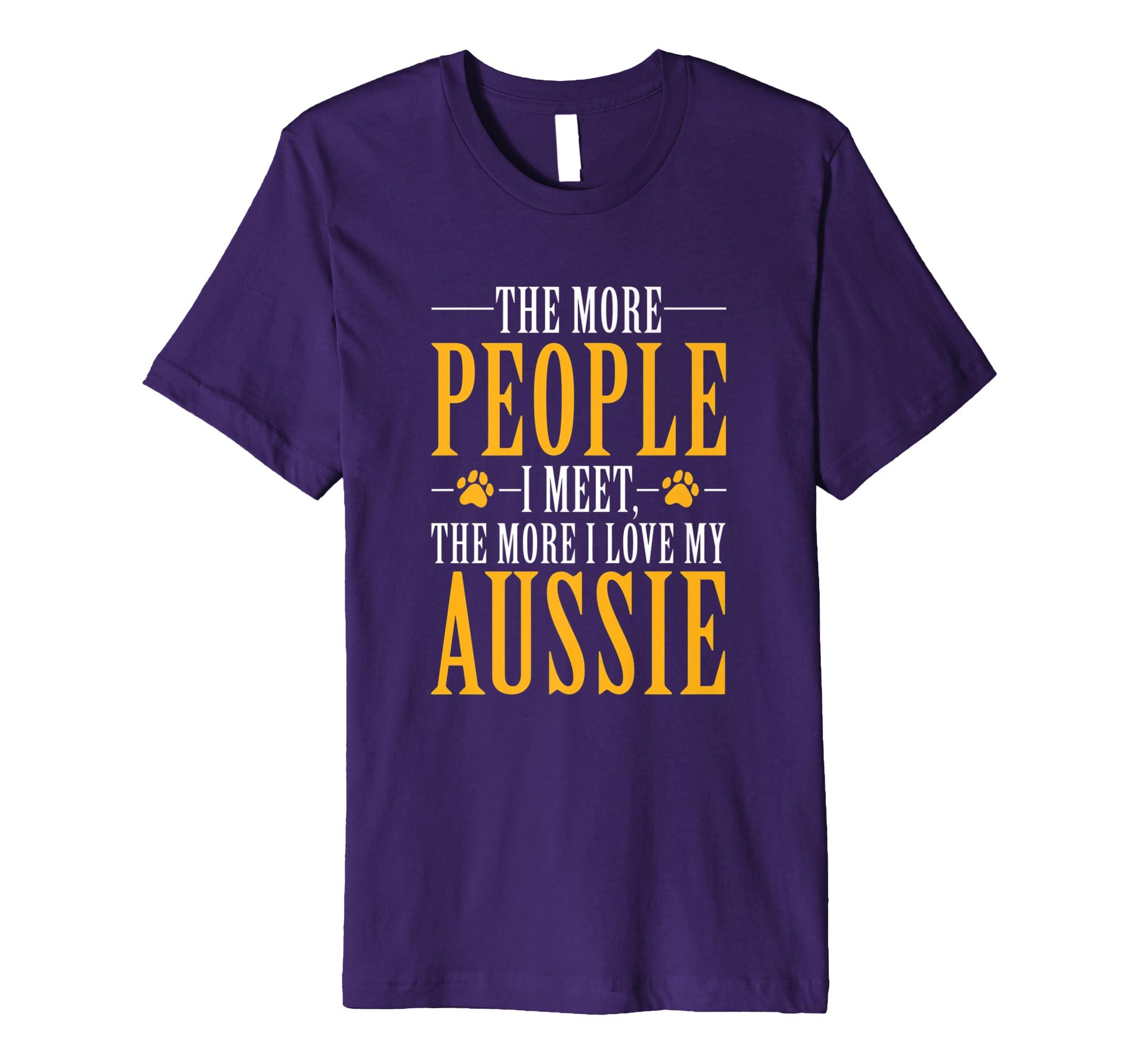 Australian Shepard TShirt for Aussie Shephard Gifts-AZP