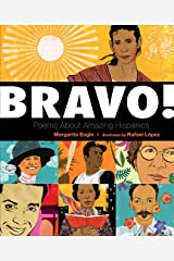 Bravo!: Poems About Amazing Hispanics Kindle Edition