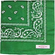 Best kelly green bandana Reviews