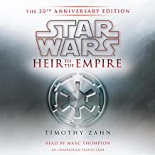 Best heir to the empire audiobook unabridged Reviews