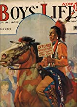 Boys' Life. May 1934