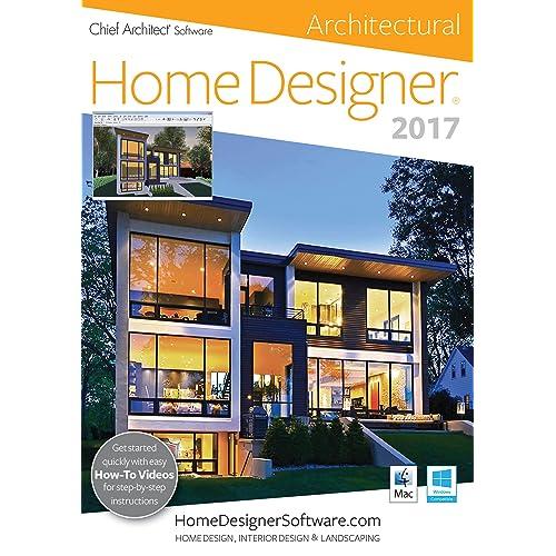 3d Design Using Home Designer Chief Architect Multi Level: 3D Home Design Software: Amazon.com
