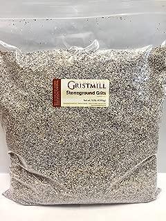 Homestead Gristmill — Organic, Non-GMO, Stone-ground Blue Corn Grits (10 lb)