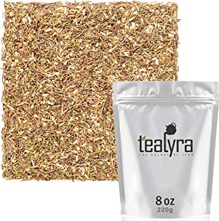 Sponsored Ad - Tealyra - Green Rooibos - Pure Herbal Loose Leaf Tea - Antioxidants Rich - Relaxing Tea - Caffeine-Free - O...