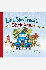 Little Blue Truck's Christmas Kindle Edition