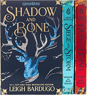 Shadow and Bone Boxed Set