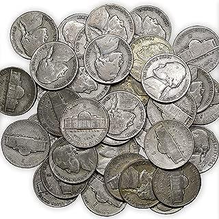 silver war nickels
