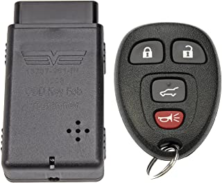 Dorman 99153 Keyless Entry Transmitter for Select Models, Black (OE FIX)