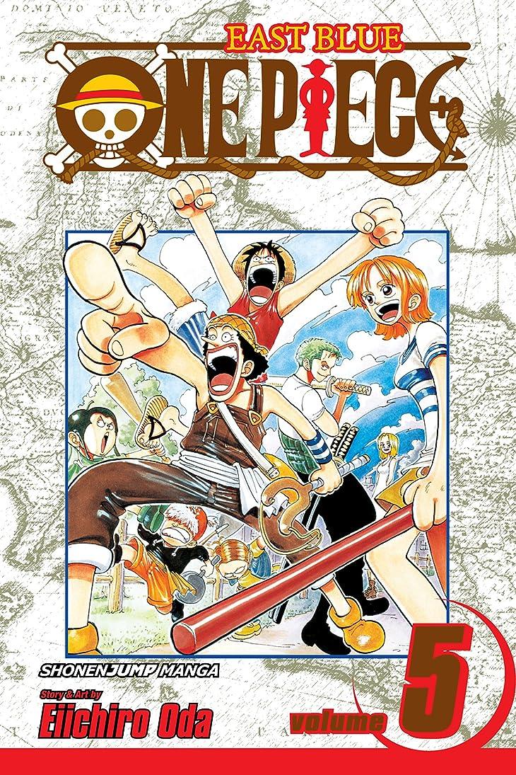 ハンカチ予防接種雪だるまOne Piece, Vol. 5: For Whom The Bell Tolls (One Piece Graphic Novel) (English Edition)