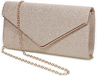 Evening Bag Clutch Purses for Women,Mansherry Ladies rhinestones Sparkling Party Handbag Wedding Bag Purse