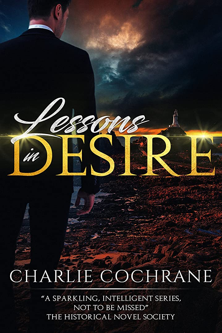 嬉しいです獲物ラケットLessons in Desire: A Charming Mystery Romance (Cambridge Fellows Book 2) (English Edition)