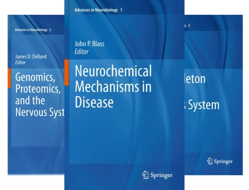 Advances in Neurobiology (25 Book Series)