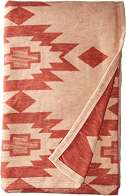 Pendleton Yuma Star Cotton Jacquard Blanket - Queen