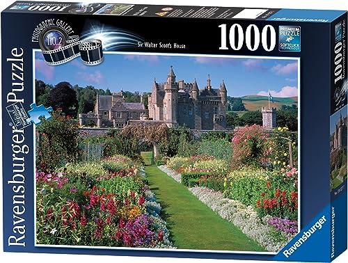 ordenar ahora Ravensburger 19127 19127 19127 - Puzzle con Diseño de Abbotsford House de Sir Walter Scott (1000 piezas)  punto de venta
